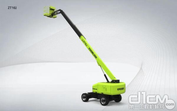 中联重科直臂式高空作业平台 ZT16J