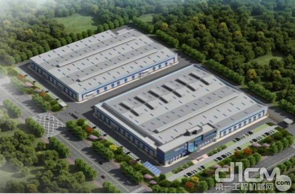 新能源汽车动力产业园