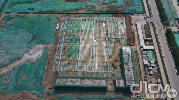 德纳潍坊新工厂