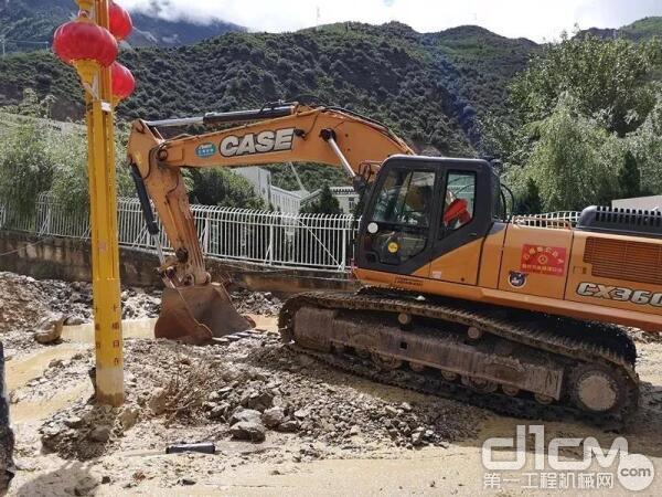 凯斯CX360C挖掘机