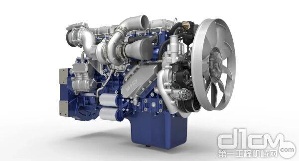 针对不同细分市场搭载潍柴WP10.5H和WP12系列发动机