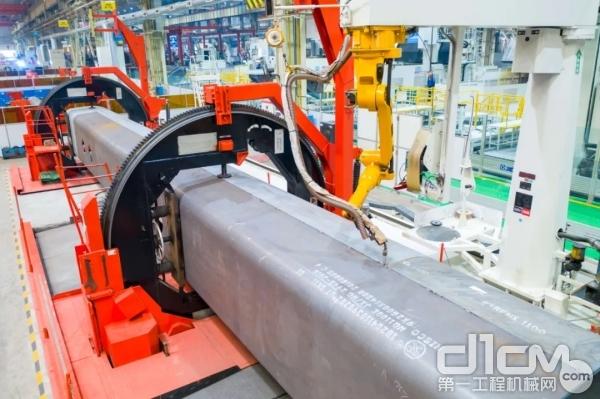 焊接工艺加码轻量化设计