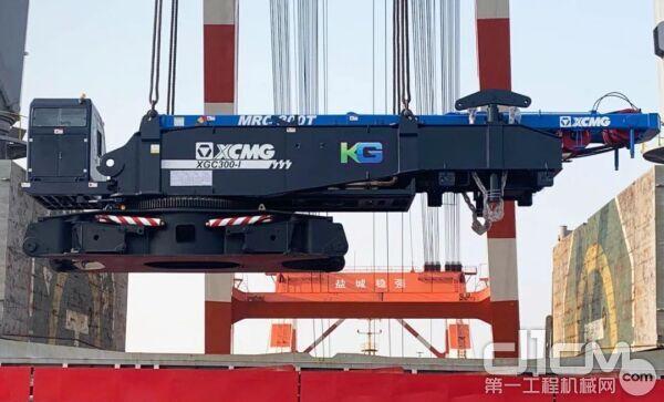徐工XGC300-I履带起重机