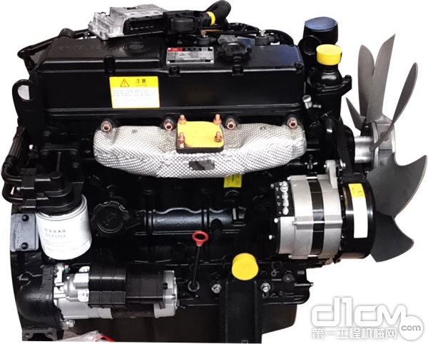 潍柴WP3.2发动机