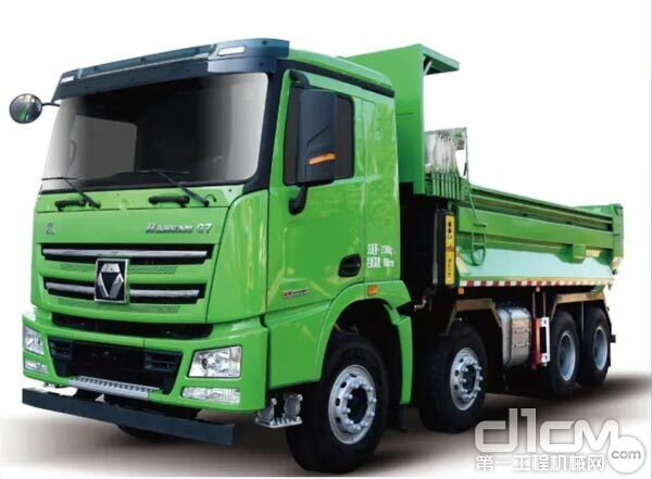汉风G7环保渣土车