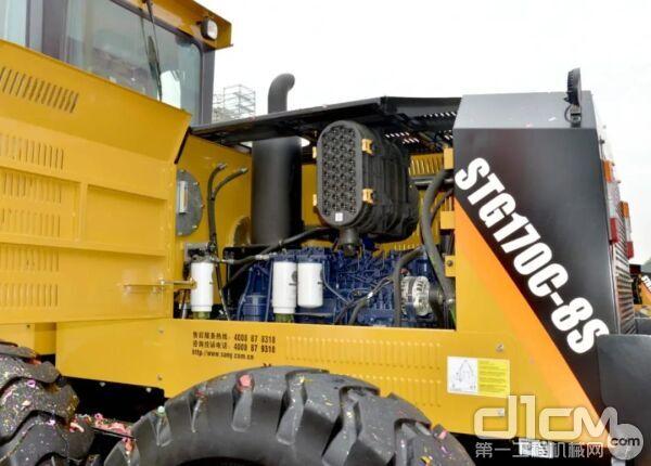 标配负载敏感多路阀,油缸控制更精准