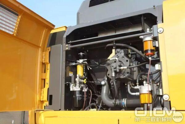 凯斯PCS™精准液压控制系统