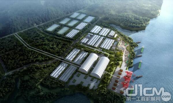 三一绿色智能建筑项目