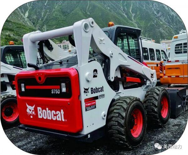 山猫滑移装载机S750