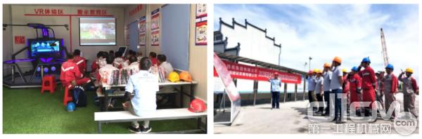 周转材料事业部与中铁四局集团联合开展绍兴轨交1号线钢支撑项目应急救护培训和演练