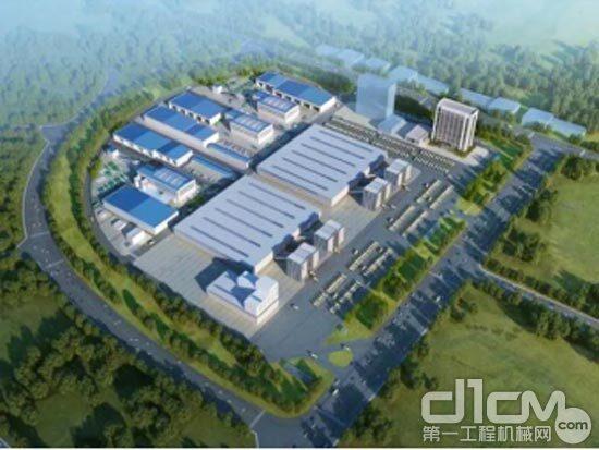 呼和浩特沙尔营建筑材料产业园