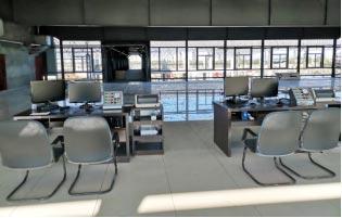 远程集中控制室