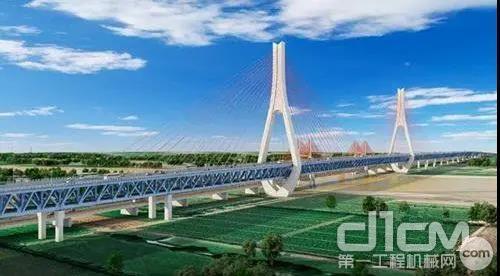 济南黄河公路大桥扩建