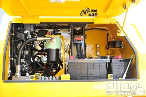 DH17C2LGP推土机维保便利