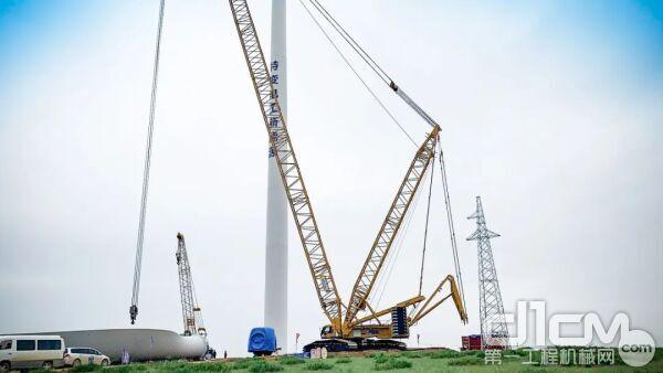 内蒙古锡林郭勒盟风盛正镶白旗275MW风电场