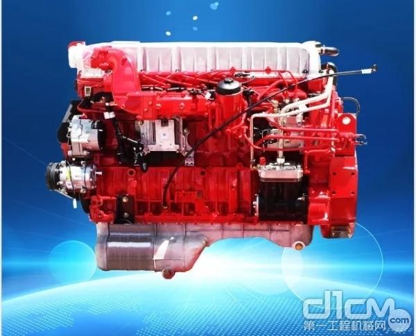 汉马H7匹配汉马大马力大扭矩发动机