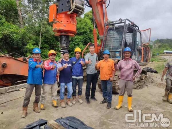 泰信获印尼市场认可