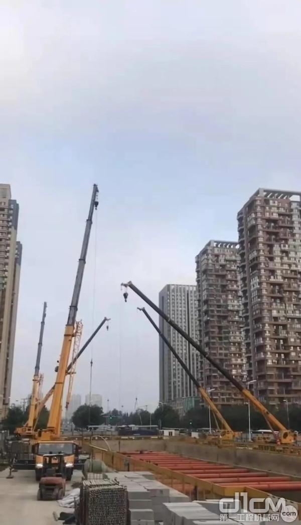 沈阳地铁四号线建设