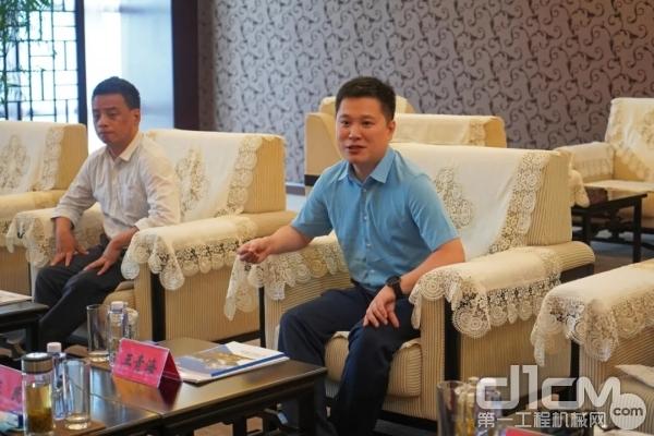 金诚信董事长王青海