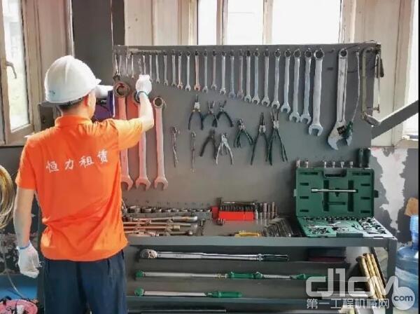 对全国经销商的维修工厂进行严格评定