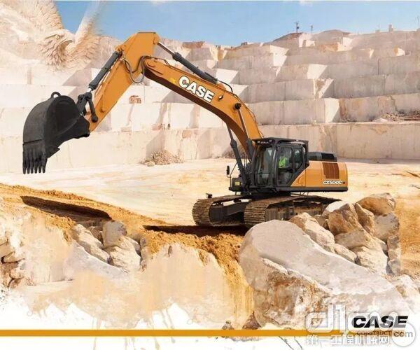 凯斯CX500C挖掘机