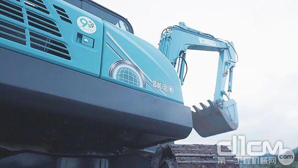 SK60-10挖掘机