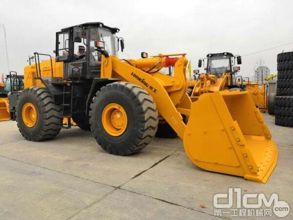 CDM866N轮式装载机