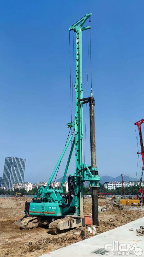 SH39青岛院士港项目
