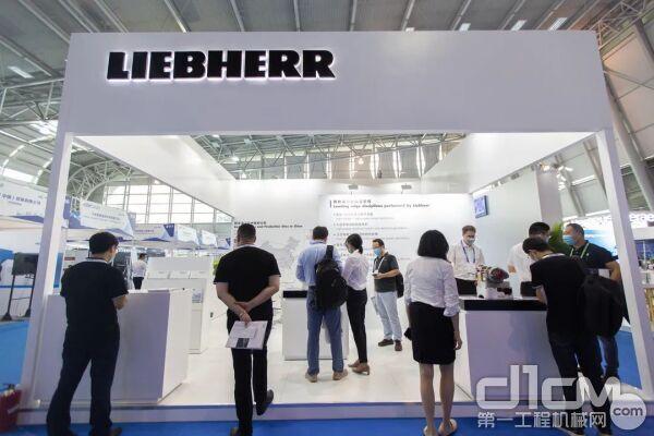 """利勃海尔在""""国际氢能和燃料电池汽车会议""""上展示最新创新成果"""