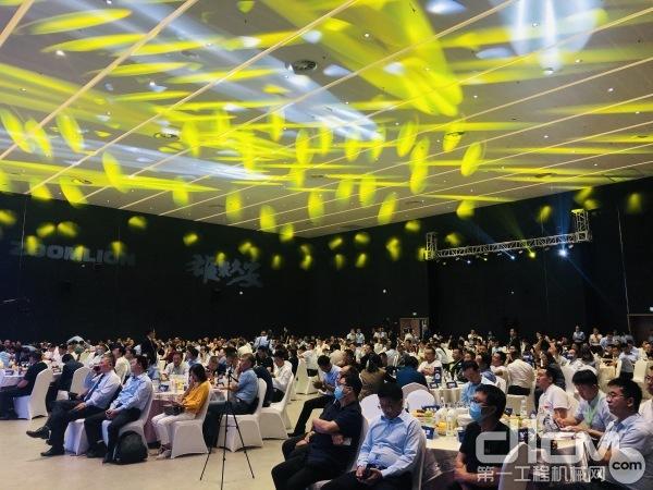 中联重科雄安建设大会暨塔机安全高峰论坛