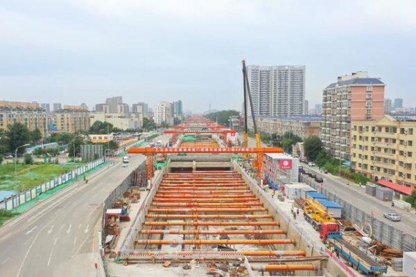 北京广渠路东延