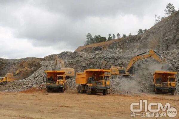 CAT®(卡特)349挖掘机