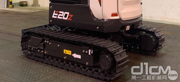 山猫E20Z挖掘机