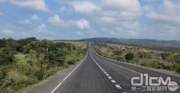 中国土木正式签署肯尼亚RWC570公路项目合同