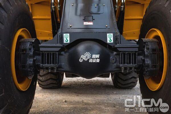 单边安装由4颗螺栓升级为6颗螺栓,更加结实耐用