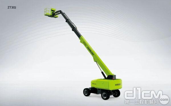 应用更广更灵活 中联重科ZT30J直臂式高空作业平台