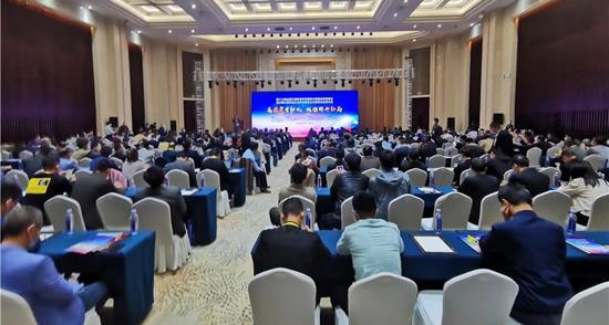 第十二屆全國工程機械與車輛技術質量信息交流會在山東召開