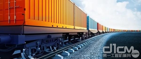 空运、海运转向铁路运输