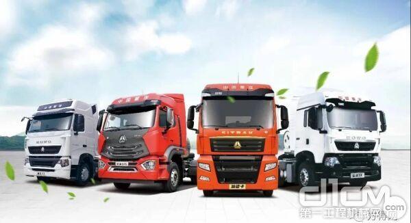 9月,中国重汽重卡销量为31797辆,成功上位一名,夺得当月销量冠军