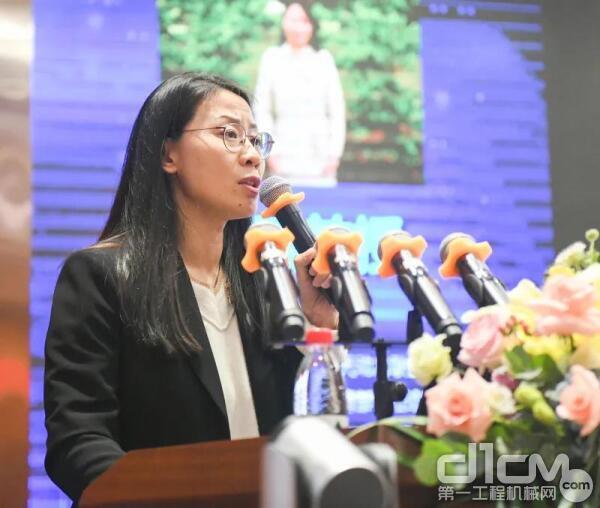 哈尔滨工业大学林琳教授作《数字孪生中的人工智能技术》主题报告