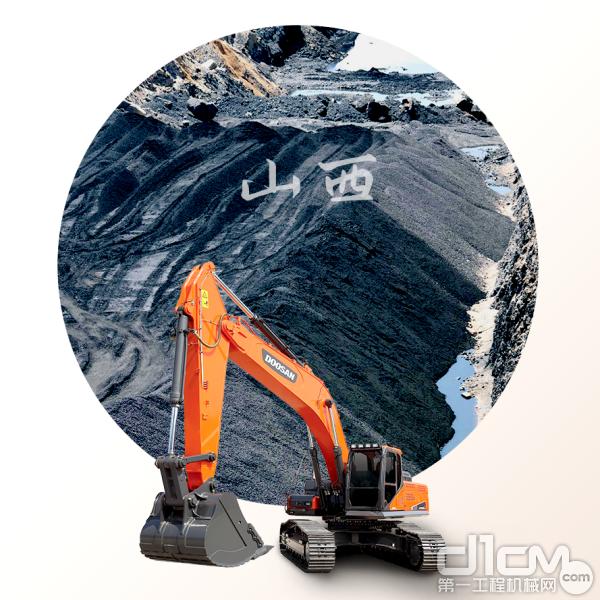DX380LC-9C一款综合性能极强的挖机