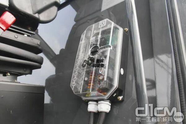 集中电路控制盒