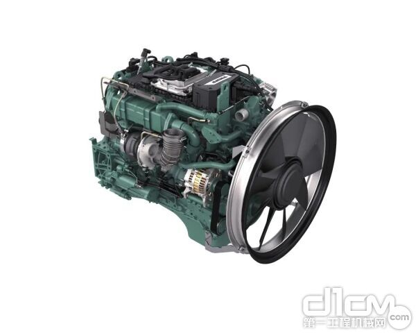 Volvo Penta Stage IV TAD571VE-B柴油发动机