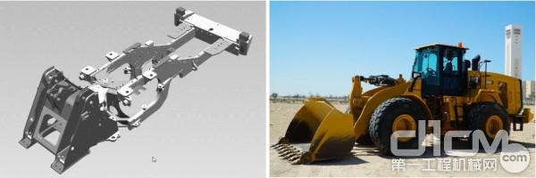 贊!CAT?(卡特) 966 GC中型輪式裝載機的四大優勢
