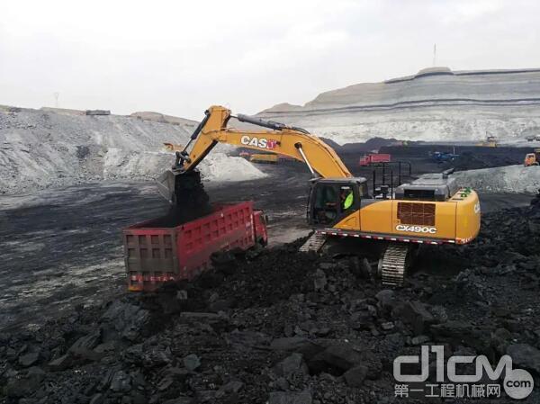 """凯斯CX490C挖掘机:帮你""""逆天改命""""!"""