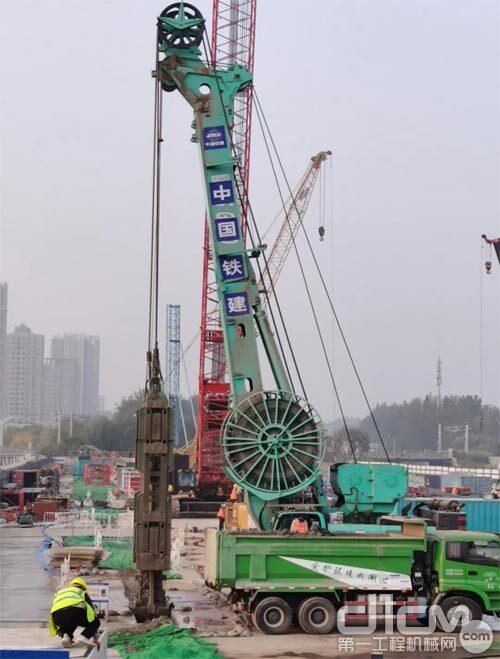 北京城市副中心站综合交通枢纽工程(四)