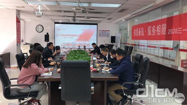 2020三一应急救援装备服务万里行(江苏地区)正式起航