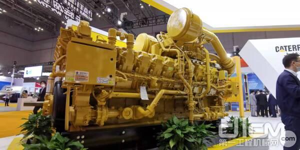 应用于地铁和铁路行业的Cat C18 -TR43动力系统
