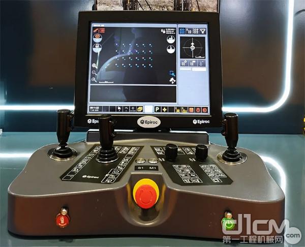 RCS钻机控制系统模拟器