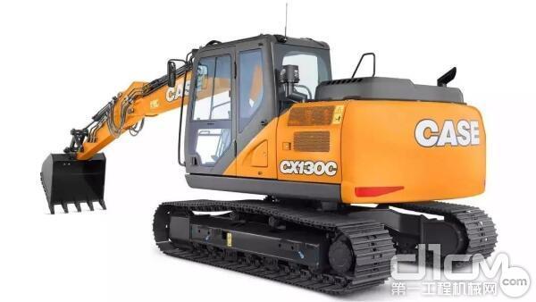 凯斯CX130C<a href=http://product.d1cm.com/wajueji/ target=_blank>挖掘机</a>